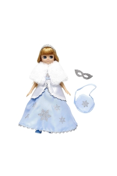 Arklu Lottie Snow Queen Doll - Alternate List Image
