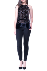 Analili Arla Leopard Burnout Cami - Product Mini Image