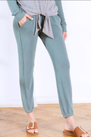 another love  Arla Soft Knit Pants - Product Mini Image