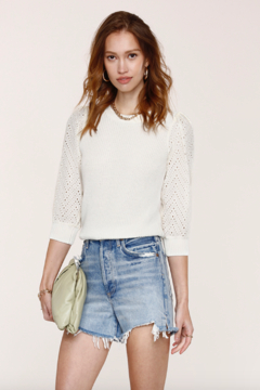 Heartloom Arla Sweater - Product List Image