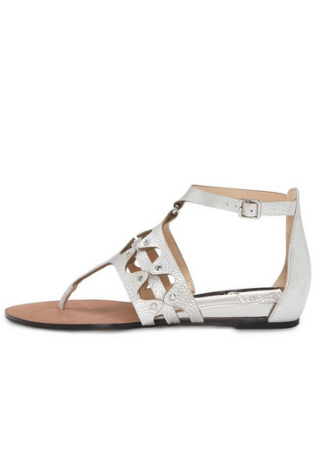8244d5557ec1be Vince Camuto Arlanian Thong Sandal from New Jersey by Suburban Shoes ...
