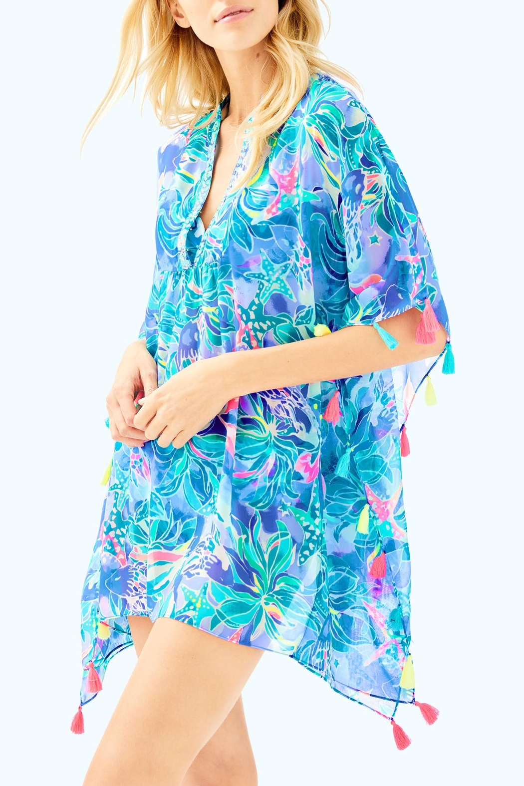 Lilly Pulitzer Arline Cover Up from Sandestin Golf and Beach Resort ...