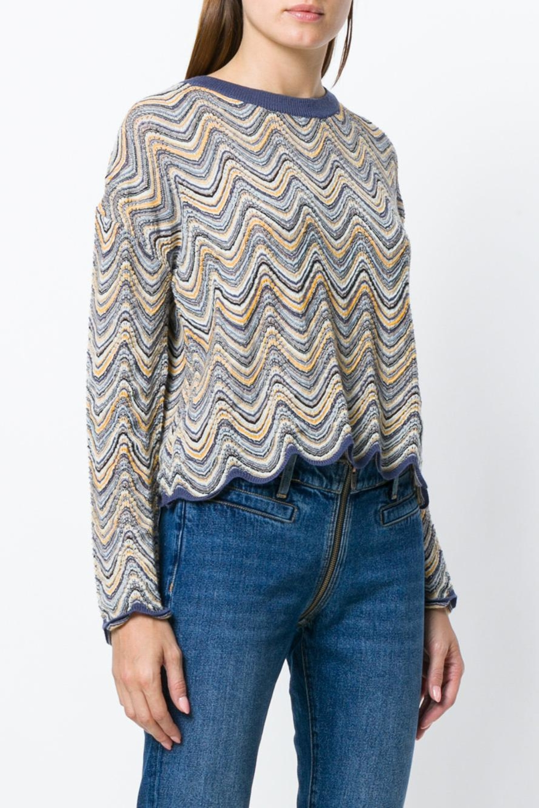 MiH Jeans Arlo Sweater - Side Cropped Image