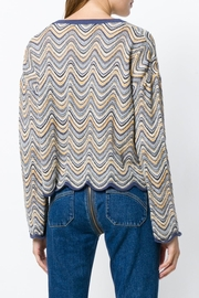 MiH Jeans Arlo Sweater - Back cropped