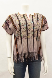 Arloom Vintage Woven Top - Product Mini Image