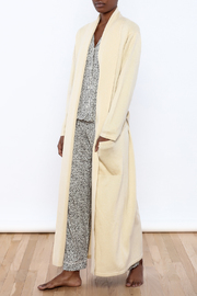 Arlotta Cashmere Duster Robe - Product Mini Image