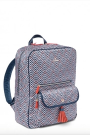 Spartina 449 Armada Tech Backpack - Front cropped