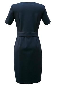 Armani Collezioni Navy Dress - Alternate List Image