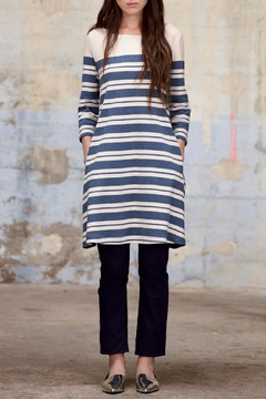 Armor Lux Heritage Striped Dress - Product List Image