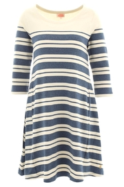 Armor Lux Heritage Striped Dress - Front cropped