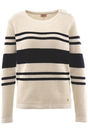 Armor Lux Marine Striped Sweater - Product Mini Image