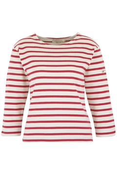 Shoptiques Product: Red Breton Shirt
