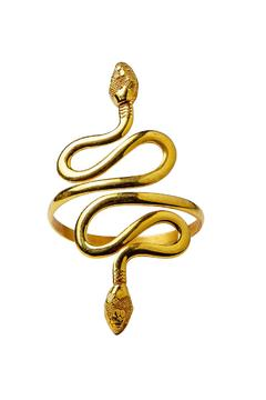 Shoptiques Product: Gold Serpent Cuff