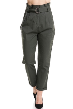 Cotton Candy Army Belted Pant - Product List Image