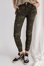 easel  Army Stretch Pant - Product Mini Image