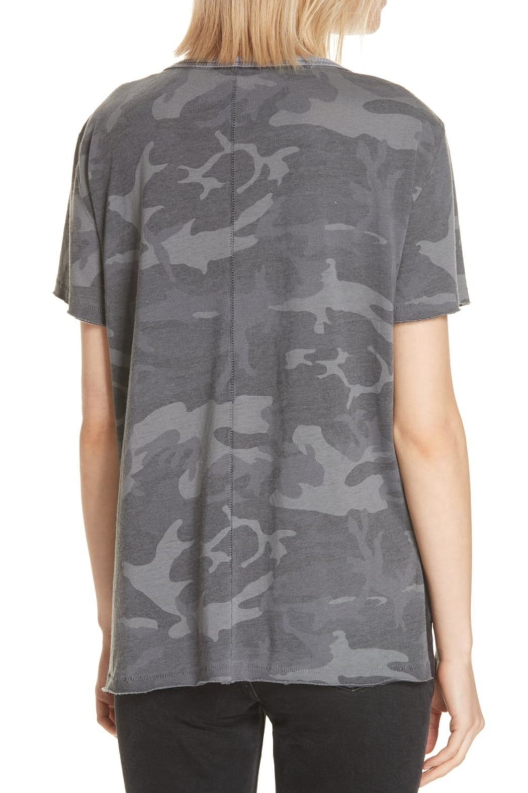 Free People Army Tee - Side Cropped Image