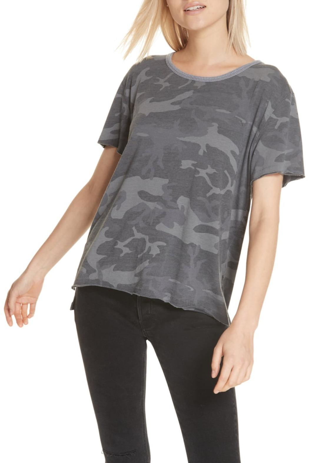 Free People Army Tee - Main Image