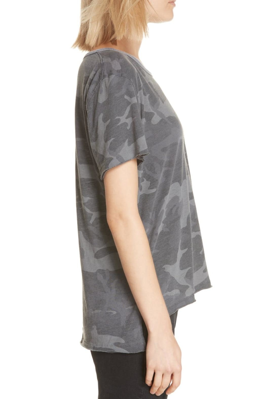 Free People Army Tee - Front Full Image