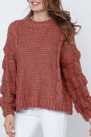 Adora Around The Bonfire Sweater - Product Mini Image