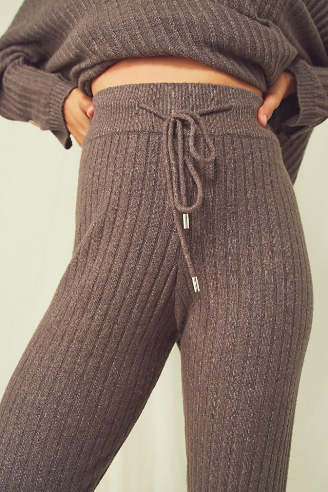 Free People  Around The Clock Jogger - Side Cropped Image