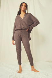 Free People  Around The Clock Jogger - Front cropped