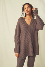 Free People  Around The Clock Pullover - Side cropped