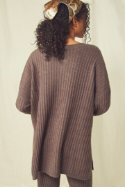 Free People  Around The Clock Pullover - Front full body