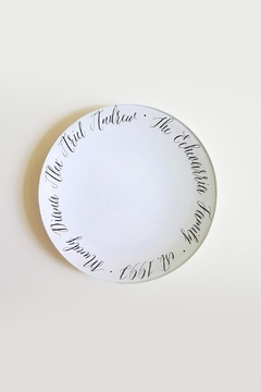 Shoptiques Product: Around-The-Edge Family Plate