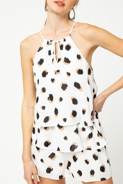 Entro Around Town Romper - Product List Image