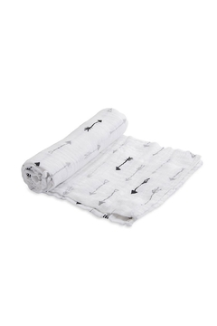 Shoptiques Product: Arrow Cotton Swaddle