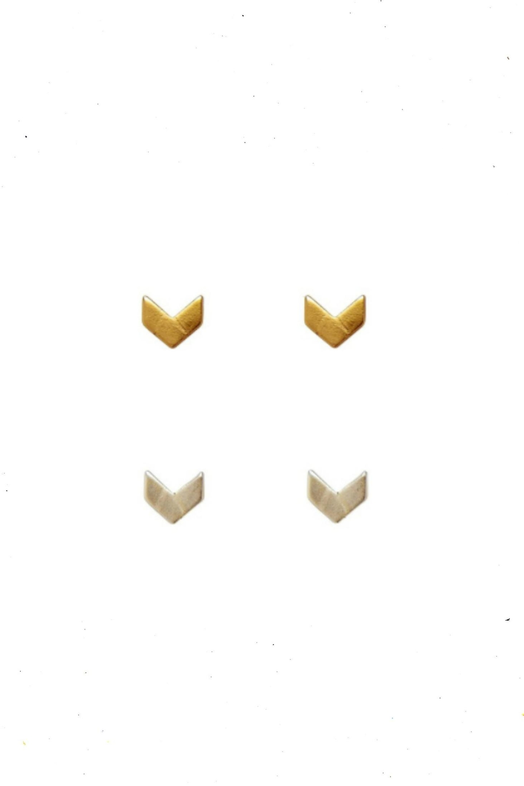 bops Arrow Earrings - Main Image