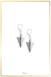 Malia Jewelry Arrow-Peak Earrings - Product Mini Image