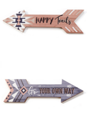 Giftcraft Inc.  Arrow Signs - Product Mini Image