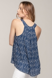 Everly Arrow Tank - Back cropped