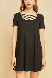 Entro Arrow Tee Dress - Product Mini Image