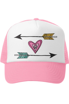 Grom Squad Arrows Trucker Hat - Product List Image