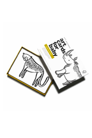 Wee Gallery Art Cards for Baby Safari - Product Mini Image