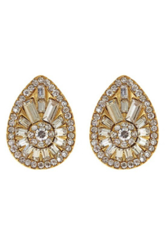 Fornash Art Deco Earrings - Alternate List Image