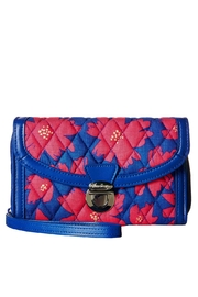 Vera Bradley Art Poppies Ultimate-Wristlet - Product Mini Image