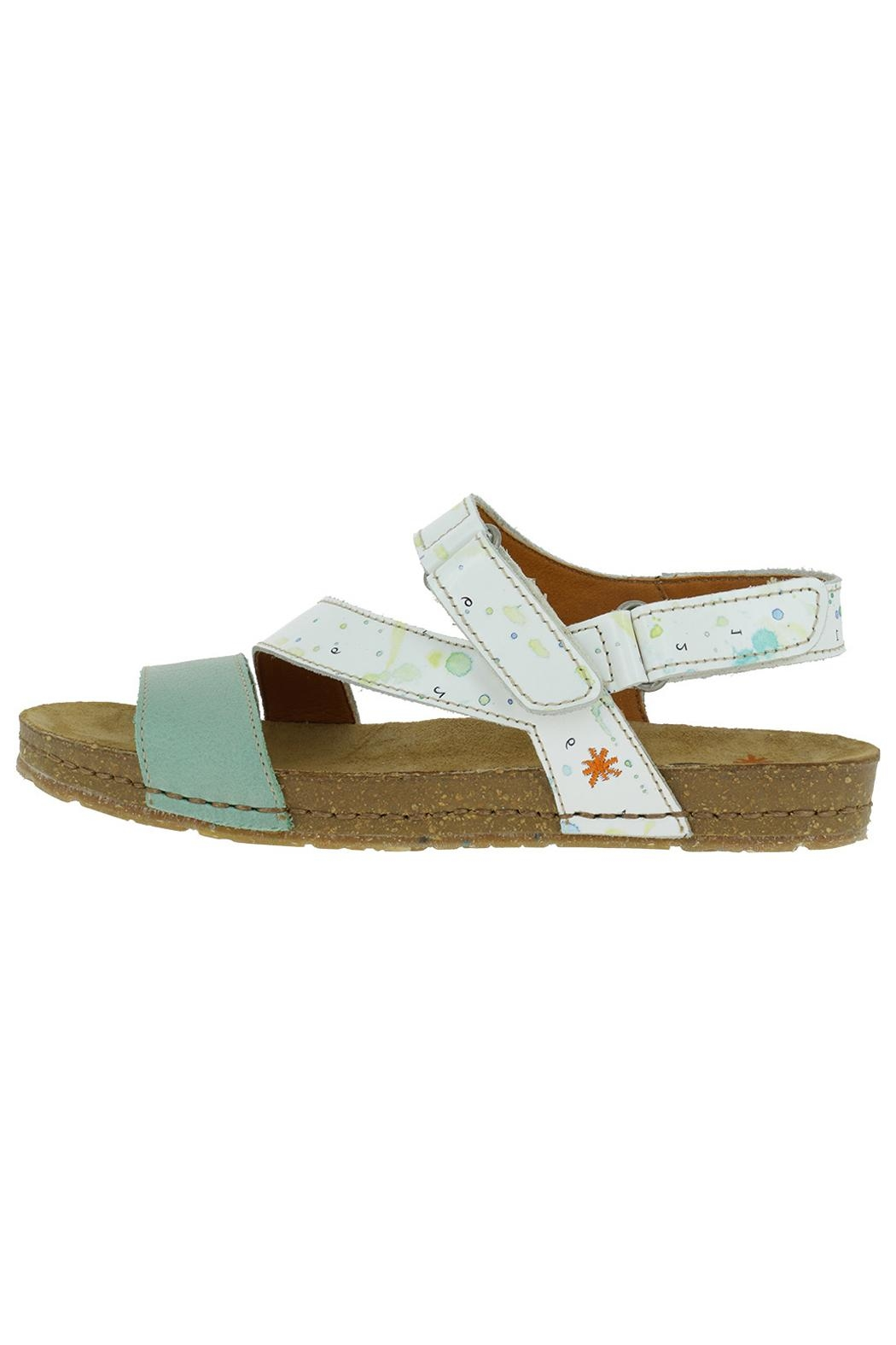 ART Tallulah Leather Sandal - Front Cropped Image