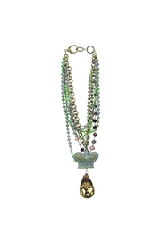 Art By Amy Mardi-Gras Necklace-Crown - Product Mini Image