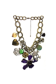 Art By Amy Mardi Gras Necklace - Product Mini Image