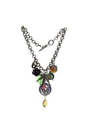 Art By Amy Mardi Gras Necklace-Skull - Product Mini Image