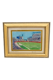 Art on Tour Gillette Stadium Print - Product Mini Image