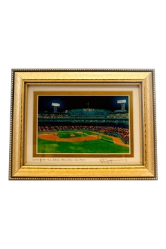 Shoptiques Product: Nighttime At Fenway
