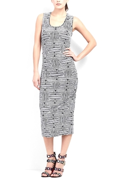 Artelier Nicole MIller Kylemola Maze Dress - Product List Image