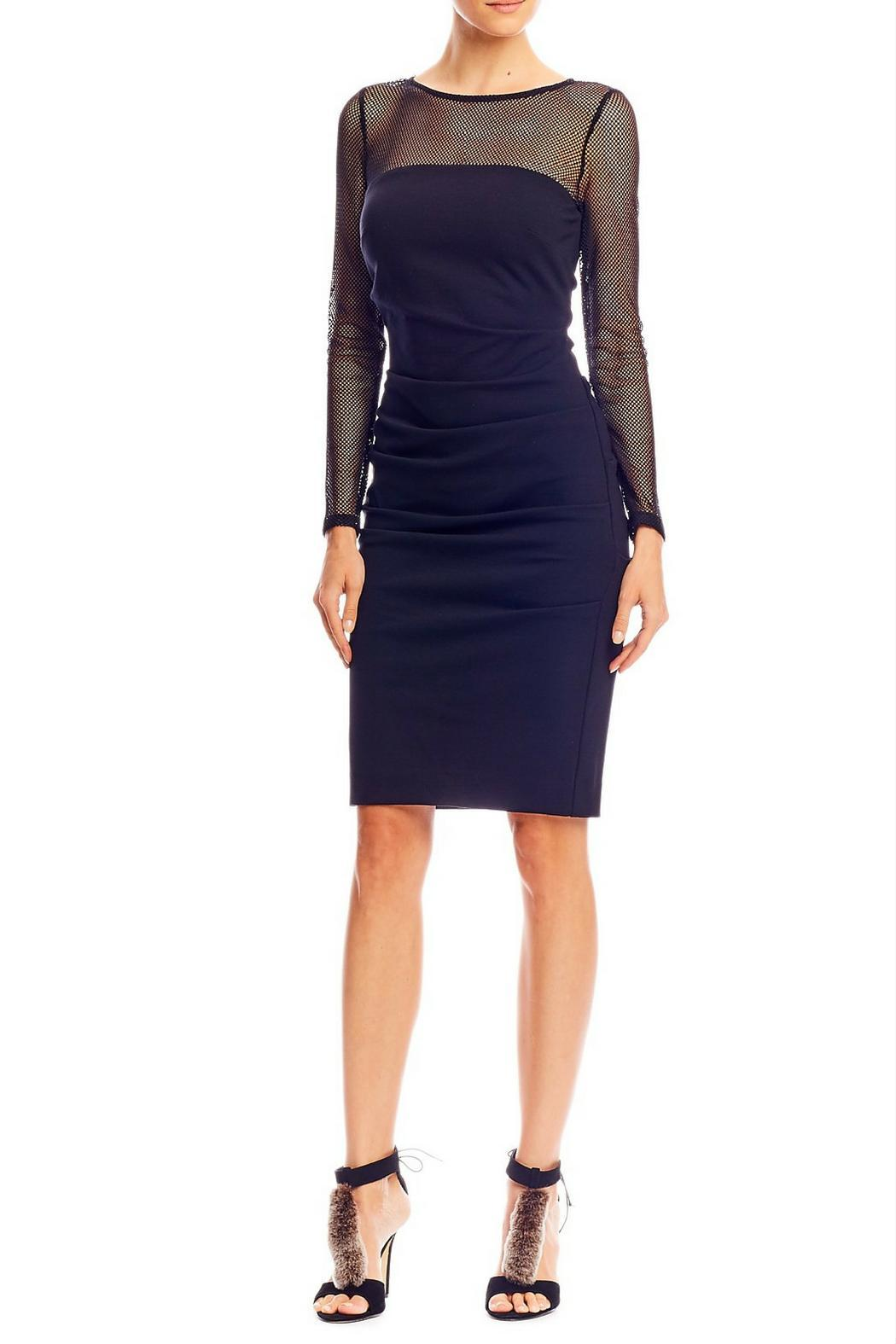Assymetric Sleeve Dresses On Sale Nicole Miller