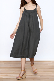Artemesia Linen Sun Dress - Product Mini Image