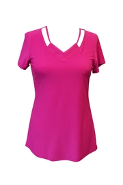 Artex Pretty Pink Basic - Front cropped