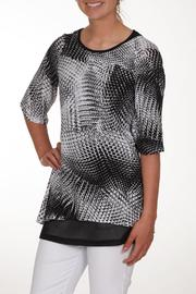 Artex Two Piece Top - Product Mini Image
